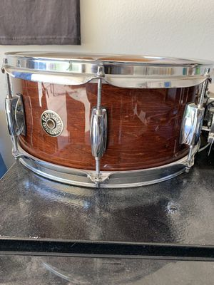 Gretsch Catalina Maple snare drum for Sale in Riverside, CA