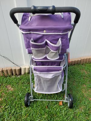 Double dog stroller for Sale in Port Richey, FL