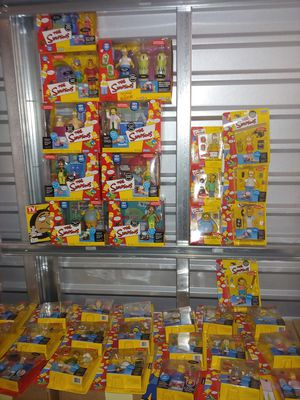 37 Playmates Simpsons for Sale in Carson, CA