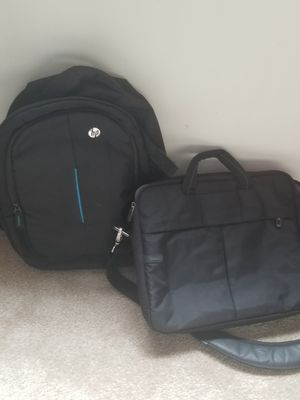 Backpack and laptop bag (new) for Sale in New Haven, CT
