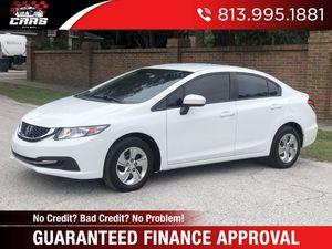 2015 Honda Civic Sedan for Sale in Riverview, FL