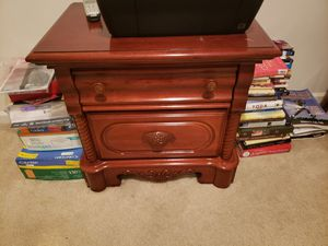 Dresser, Chest of Drawers, Bed Side Tables for Sale in Raleigh, NC