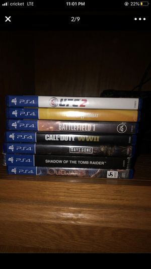 PlayStation 4 Games for Sale in Las Vegas, NV
