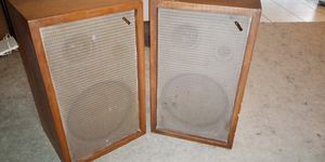 Wharfedale W60/'60 vintage speakers for Sale in Austin, TX