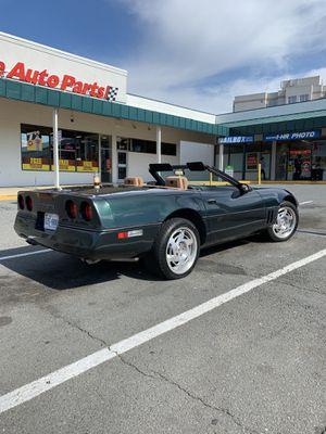 1990 Chevy Corvette for Sale in Springfield, VA