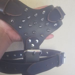 Leather Harness With Spikes for Sale in Montclair, CA