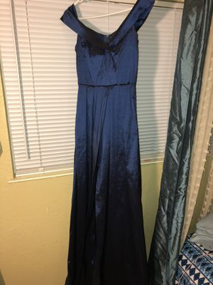 Avery Off the Shoulder Prom Dress for Sale in Sacramento, CA
