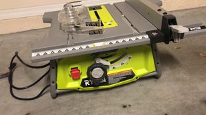 Table saw never used for Sale in Orlando, FL