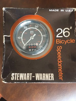 """New Bike Speedometer 26"""" for Sale in Chicago, IL"""