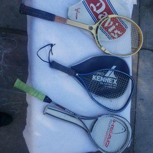 Tennis, Squash, Badminton Rackets for Sale in La Habra, CA