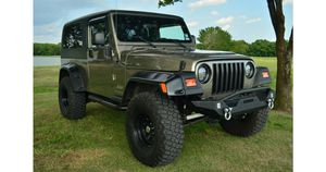 🔑🔑🚙SellingFaster2005 Jeep Wrangler TJ Unlimited (LJ)MustSell🚙🔑🔑 for Sale in Houston, TX