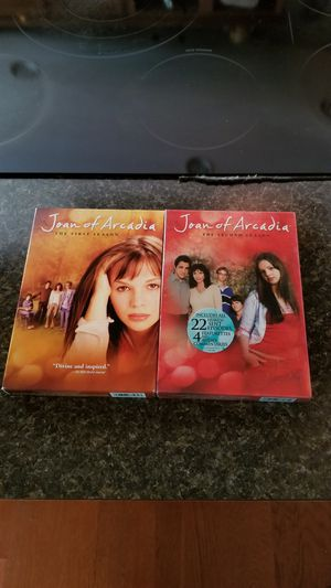 DVD Joan of Arcadia Season 1&2 for Sale in Spanaway, WA