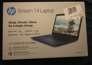 """14"""" stream hp laptop for Sale in Coppell, TX"""