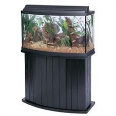 50 Gallon Wave Front Saltwater Aquarium w/ Hood, Lights, 4 x Maxi Jets, Refugium Filter, Heater, and Step Up tank Filler for Sale in Frisco, TX