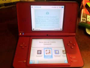 Nintendo DSI XL -Super Mario Bros 25th Anniversary for Sale in Gaithersburg, MD