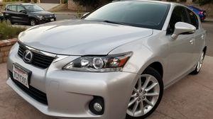 2013 Lexus CT 200 Hybrid for Sale in Burbank, CA
