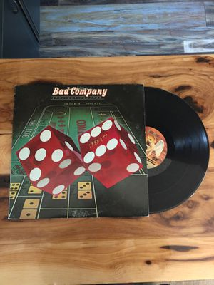 Bad Company: Straight Shooter Vinyl for Sale in Richland, WA