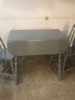 3 Piece Table Chair Set for Sale in University Place,  WA