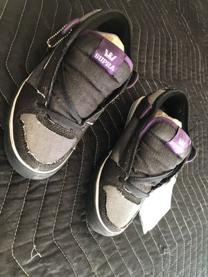 New Supra Vaider Kids shoes - Size 5 for Sale in Glendale, CA