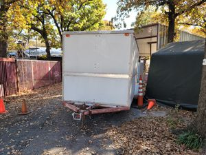 16 ft Enclosed Trailer for Sale in Springtown, TX