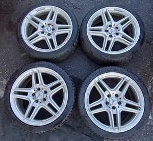 Mercedes-Benz AMG Wheels & Tires (2008-2015) for Sale in Silver Spring, MD
