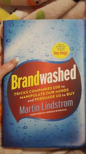 brandwashed book about companies and businesses for Sale in Edmond, OK