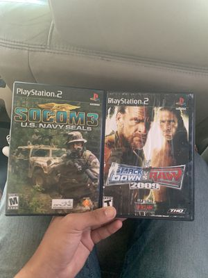 Ps2 Games for Sale in Manor, TX