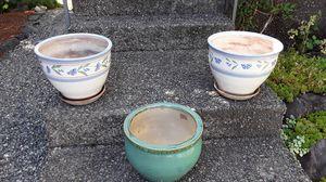 Flower Pots for Sale in Kent, WA