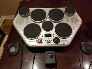 Yamaha dd55c digital drum set for Sale in Martinsburg, WV