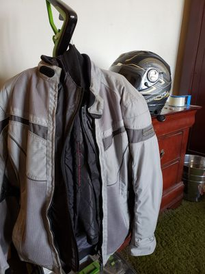 Motorcycle gear double jacket by Bmw for Sale in Lodi, CA