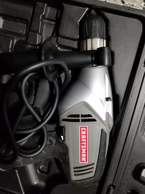 "Crafstman 1/2"" Drill like new Condition for Sale in Joliet, IL"