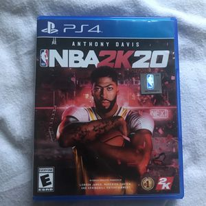 NBA2K20 for Sale in Vancouver, WA
