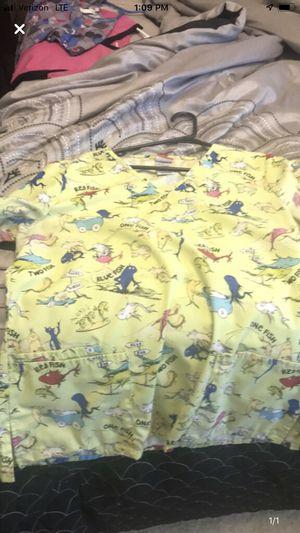 size small scrub top for Sale in Danville, PA