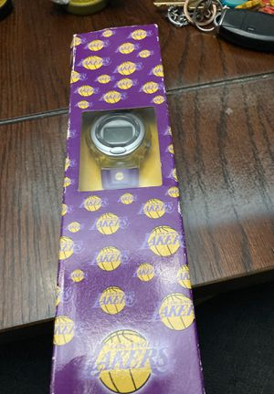 Lakers Watch 2002 for Sale in Los Angeles, CA