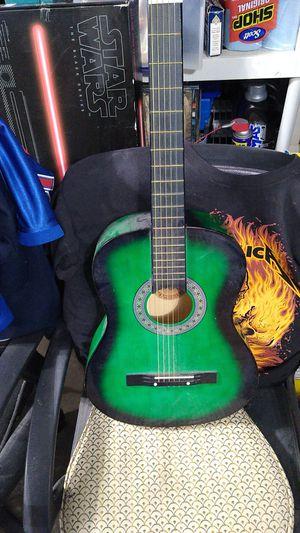 Watermelon guitar for Sale in Baldwin Park, CA