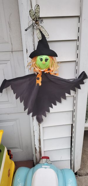 Halloween Witch 🧙‍♀️ Hanging decorations for Sale in Oak Lawn, IL