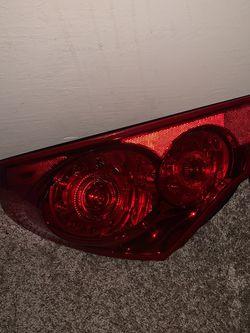 Infiniti Passenger Tail Light for Sale in Sacramento,  CA