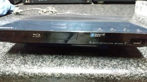 Sony blue ray DVD player for Sale in St. Louis, MO