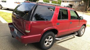 2002 Chevy Blazer for Sale in Puyallup, WA