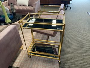 Gold barcart for Sale in VA, US