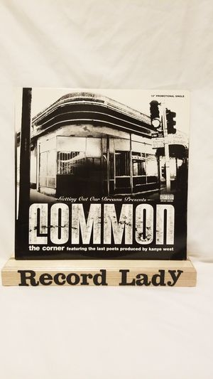 """Common Ft. Kanye West """"The Corner"""" vinyl record hip hop/ rap for Sale in San Diego, CA"""
