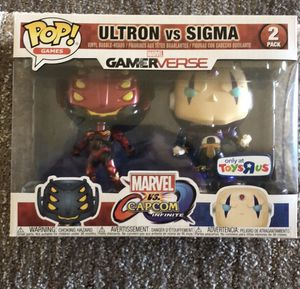 Ultron Vs. Sigma exclusive for Sale in Shelby charter Township, MI