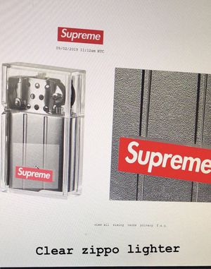 Zippo Lighter Supreme - New for Sale in Fort Lauderdale, FL