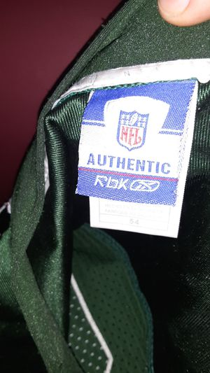 2009 New York Jets Jersey aesthetic NFL New York Jets Jersey for Sale in Claremont, CA