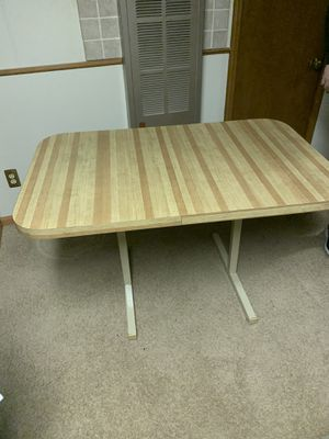 Small kitchen table (4 feet by 2 and half feet) for Sale in Bridgeport, PA