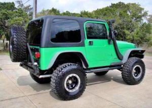 Price$1200 Jeep Wrangler 2004 for Sale in San Jose, CA