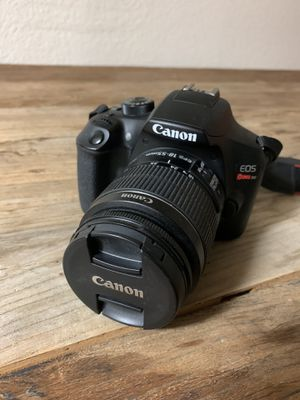 Canon T6 dslr in perfect condition for Sale in Phoenix, AZ