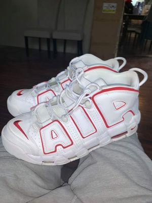 Nike uptempos for Sale in Cincinnati, OH