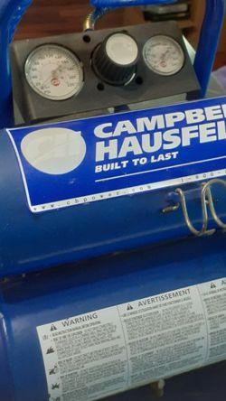 Campbell Hausfeld Air Compressor for Sale in Hampton,  VA