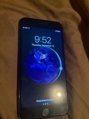 iPhone 7+ C-Spire Perfect Condition for Sale in Carthage, MS
